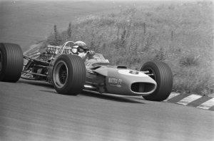 Jackie Stewart, 1968